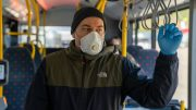 Face mask - bus