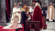 King Harald - Queen Sonja - consecrated