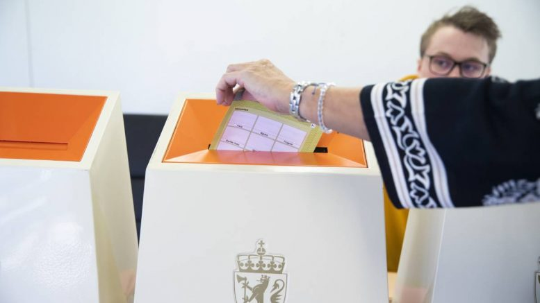 Voting - elections