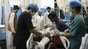 Bomb attack - Afghanistan