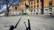 Electric scooter - Ryde - Trondheim