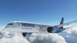 Norse airplane
