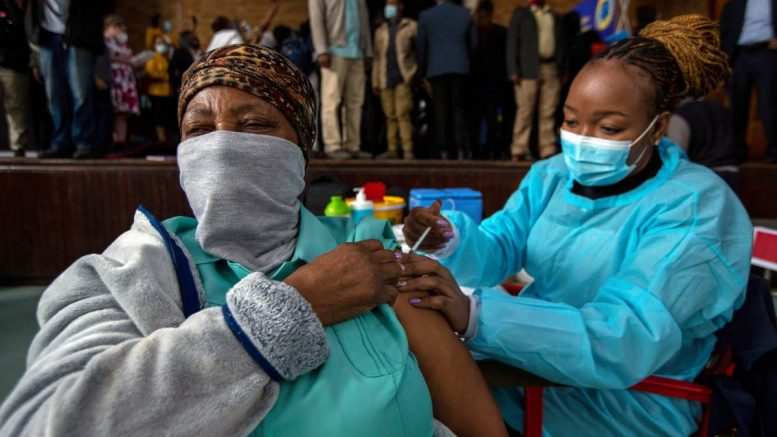 Africa vaccination