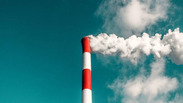 CO2 - factory - pollution